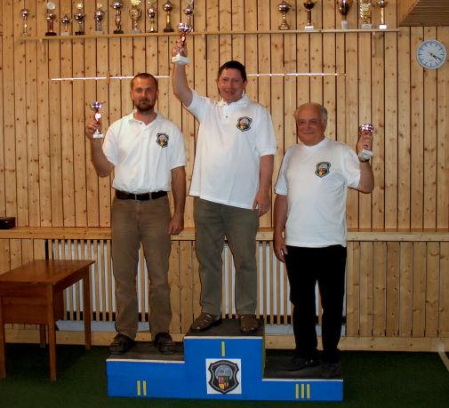 Jubiläumsschießen Sieger 2007